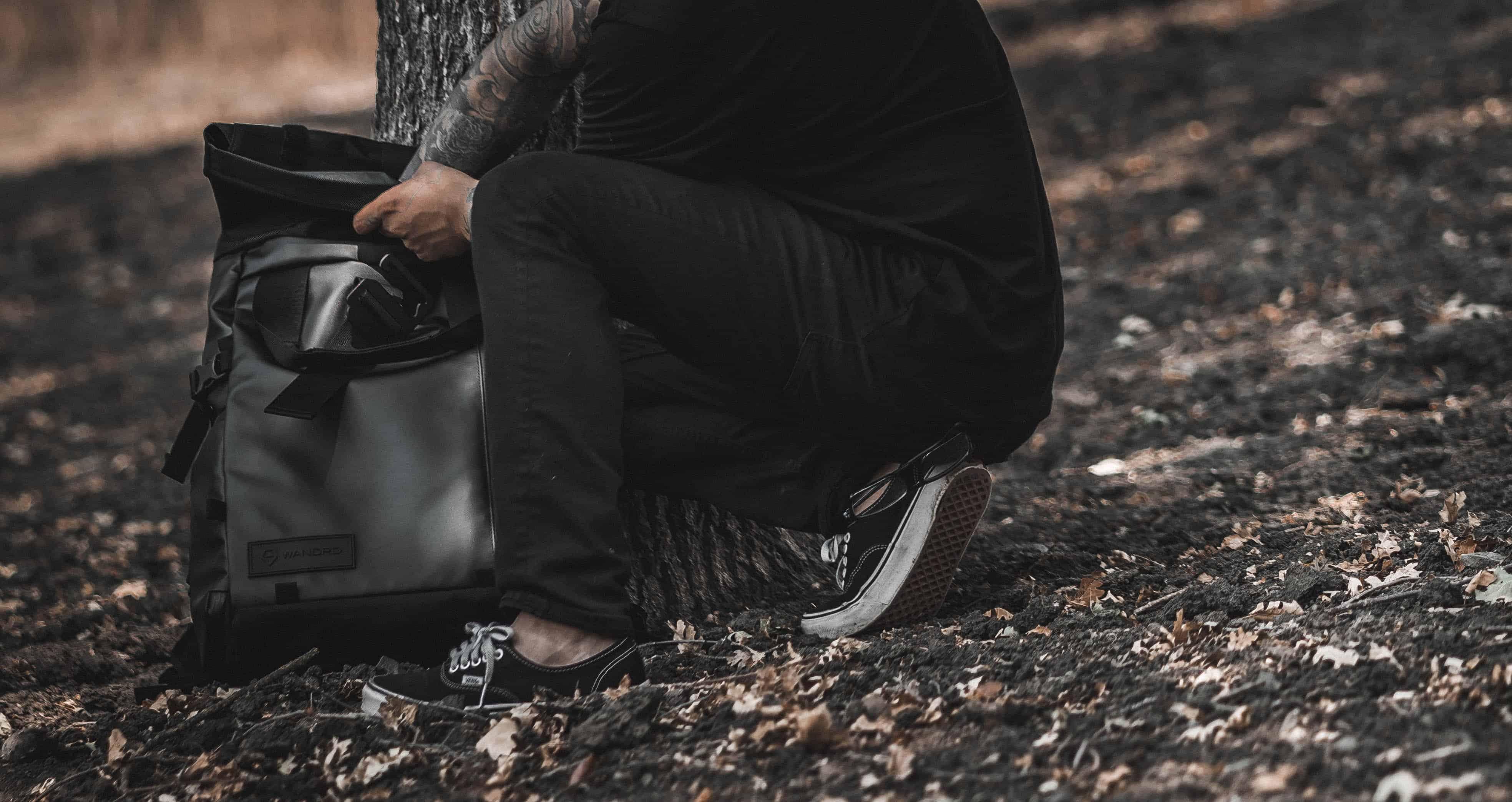 e99460951391e Die Rollenreisetasche vereint die Vorteile des Koffers mit denen der  Reisetasche. (Foto  unsplash.com   Brian Brxtn)