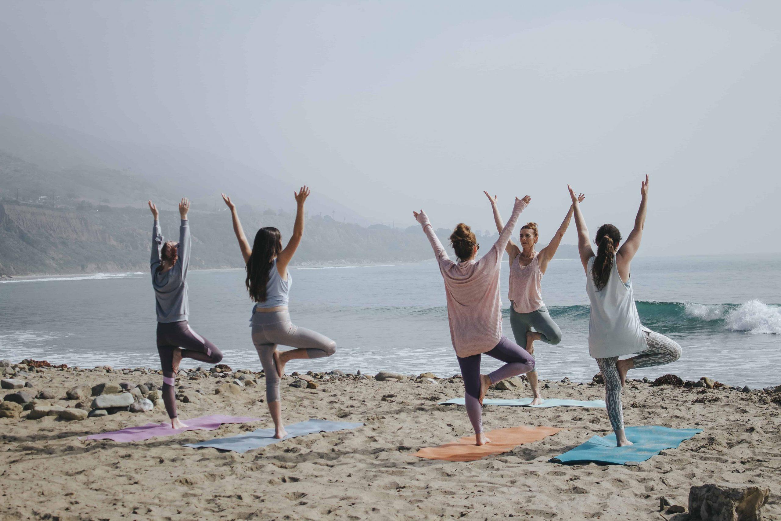 Reise Yogamatte: Test & Empfehlungen (11/20)