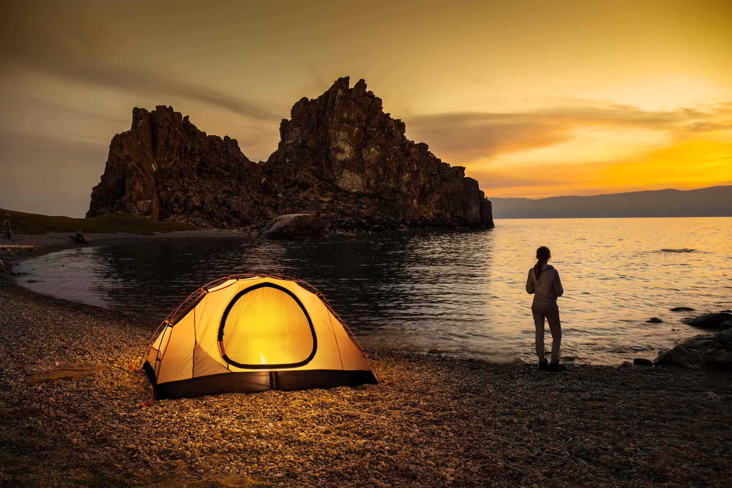 Aufblasbares Zelt: Test & Empfehlungen (07/20)