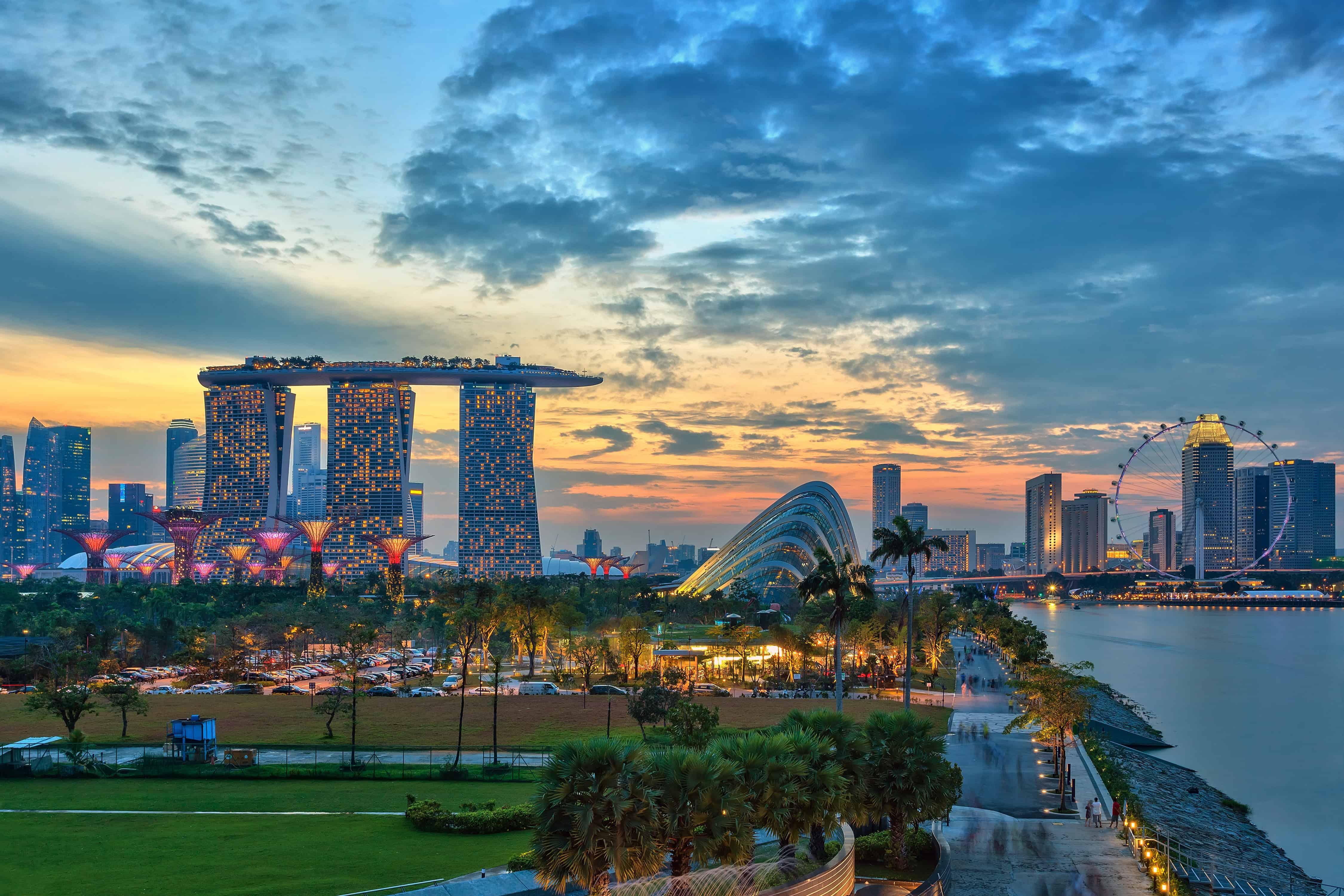 Rundreise Singapur: Empfehlungen & Vergleich (01/20)