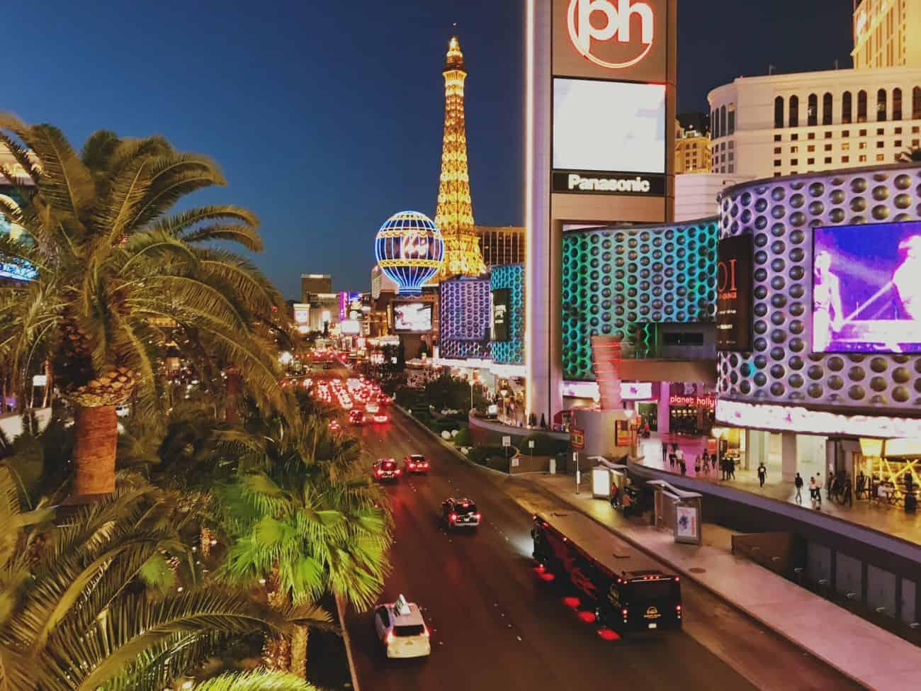 Partyurlaub in Las Vegas: Ein Paradies für Nachtschwärmer