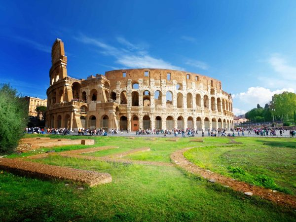 12353462 – colosseum in rome, italy