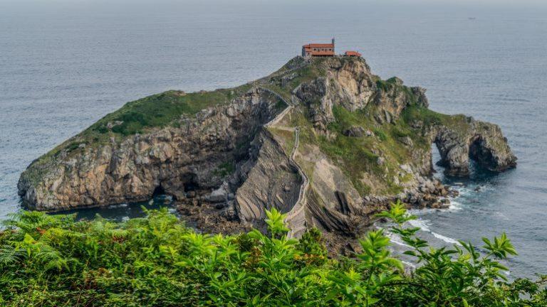 zum baskenland gehörende nordspanische region