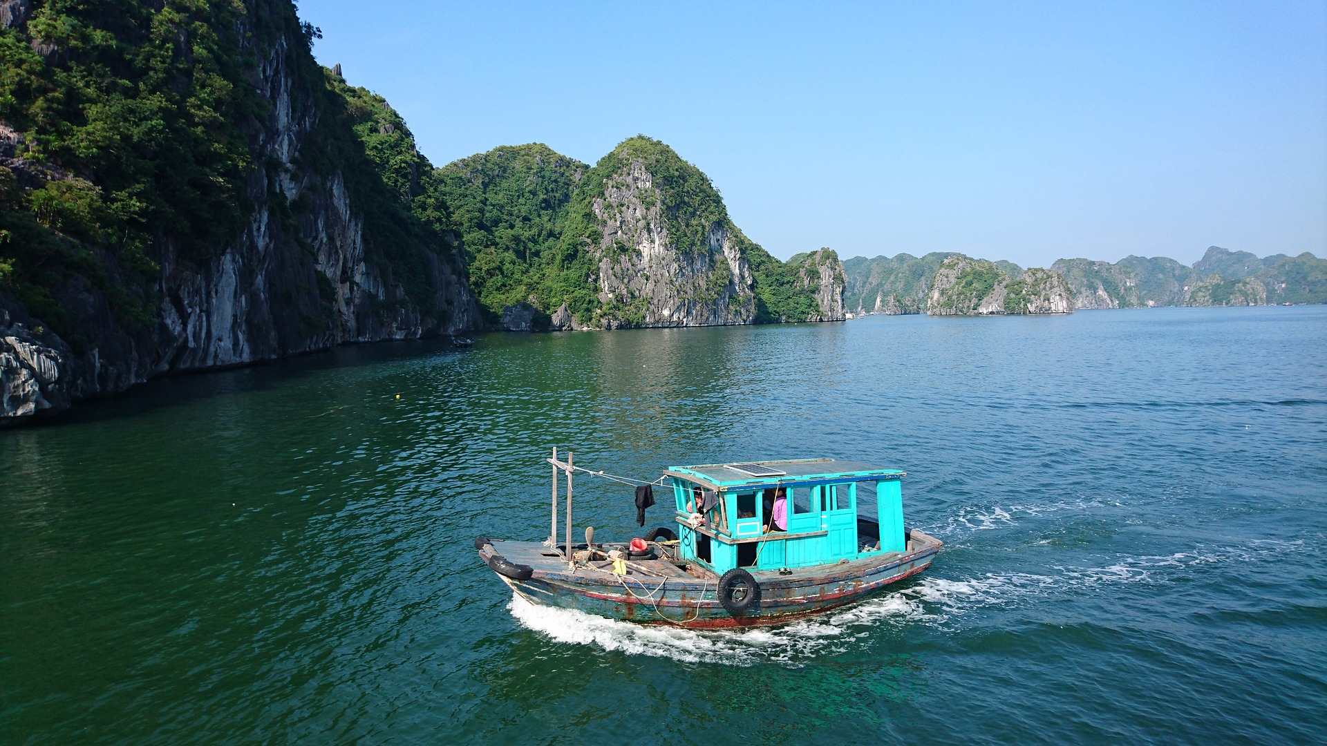 Rundreise Indochina: Empfehlungen & Vergleich (01/20)