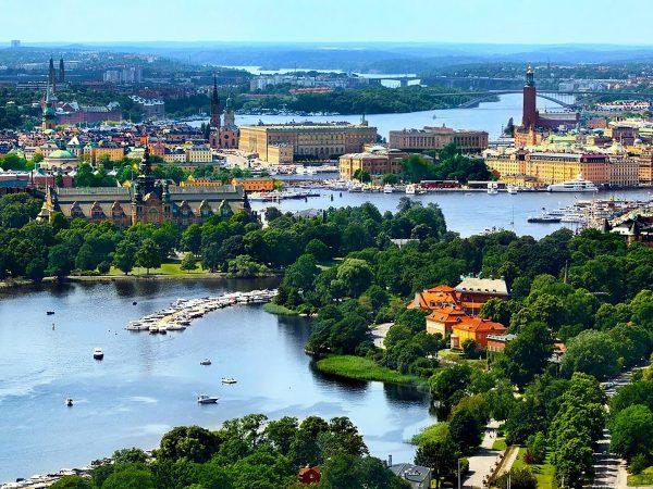 In Schweden gibt es über 100.000 große Seen, welche 9% der Gesamtfläche Schwedens darstellen. (Bildquelle: pixabay.com/Sommerland)