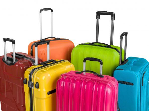 Koffer 4 Rollen