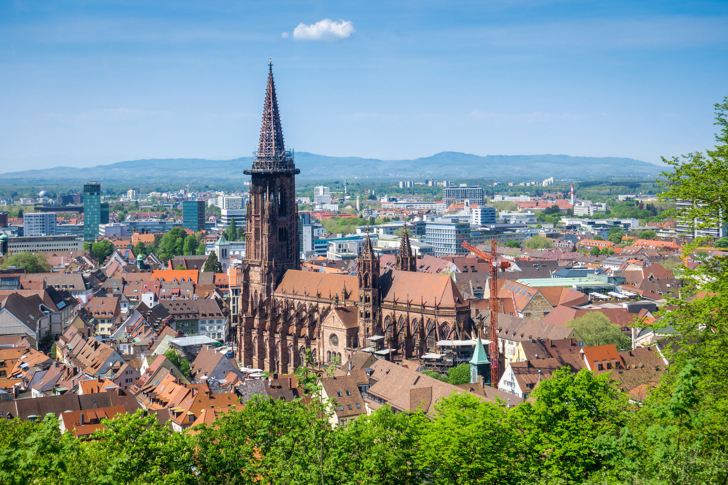 Städtereise Freiburg: Empfehlungen und Vergleich (05/21)