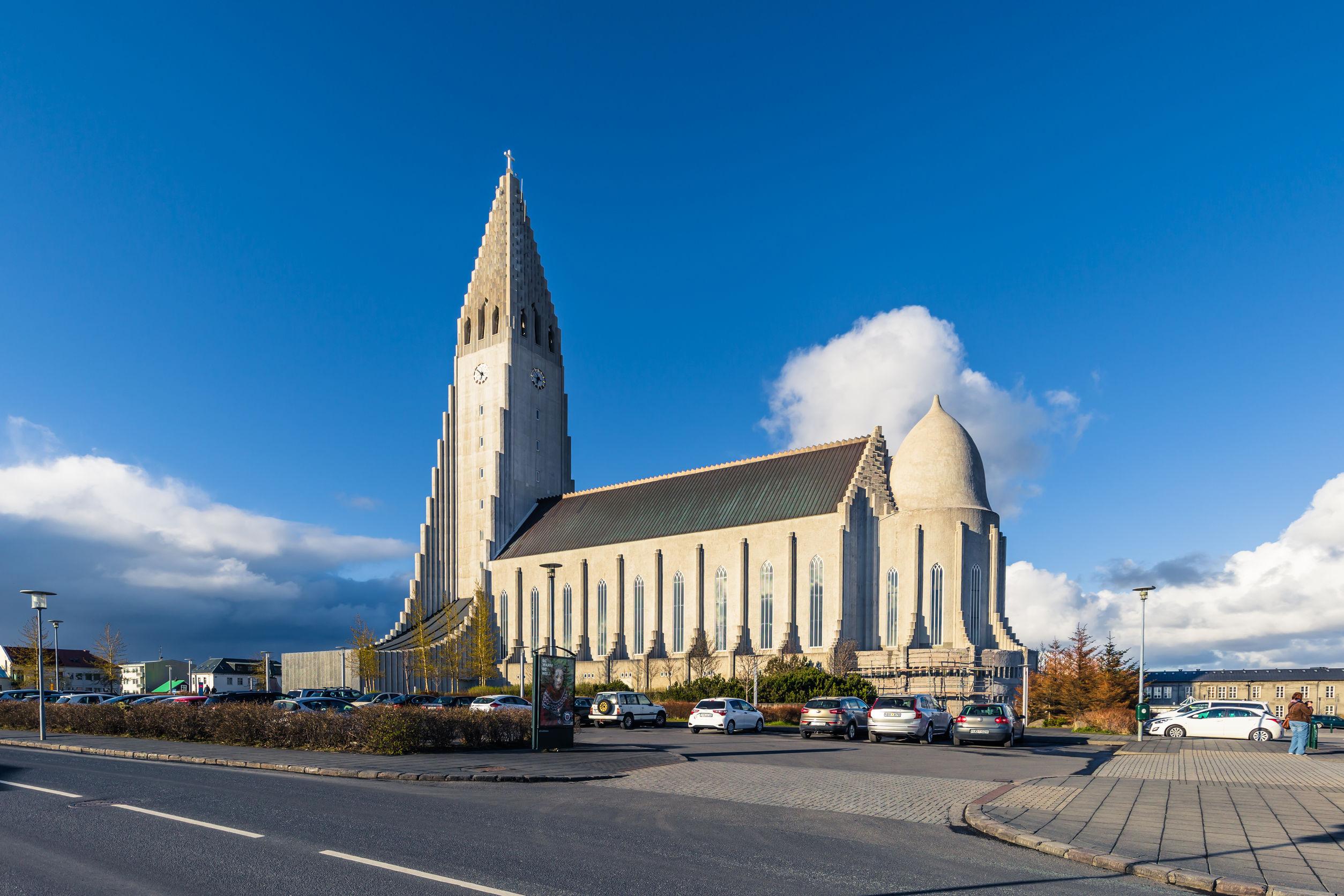 städtereise reykjavik