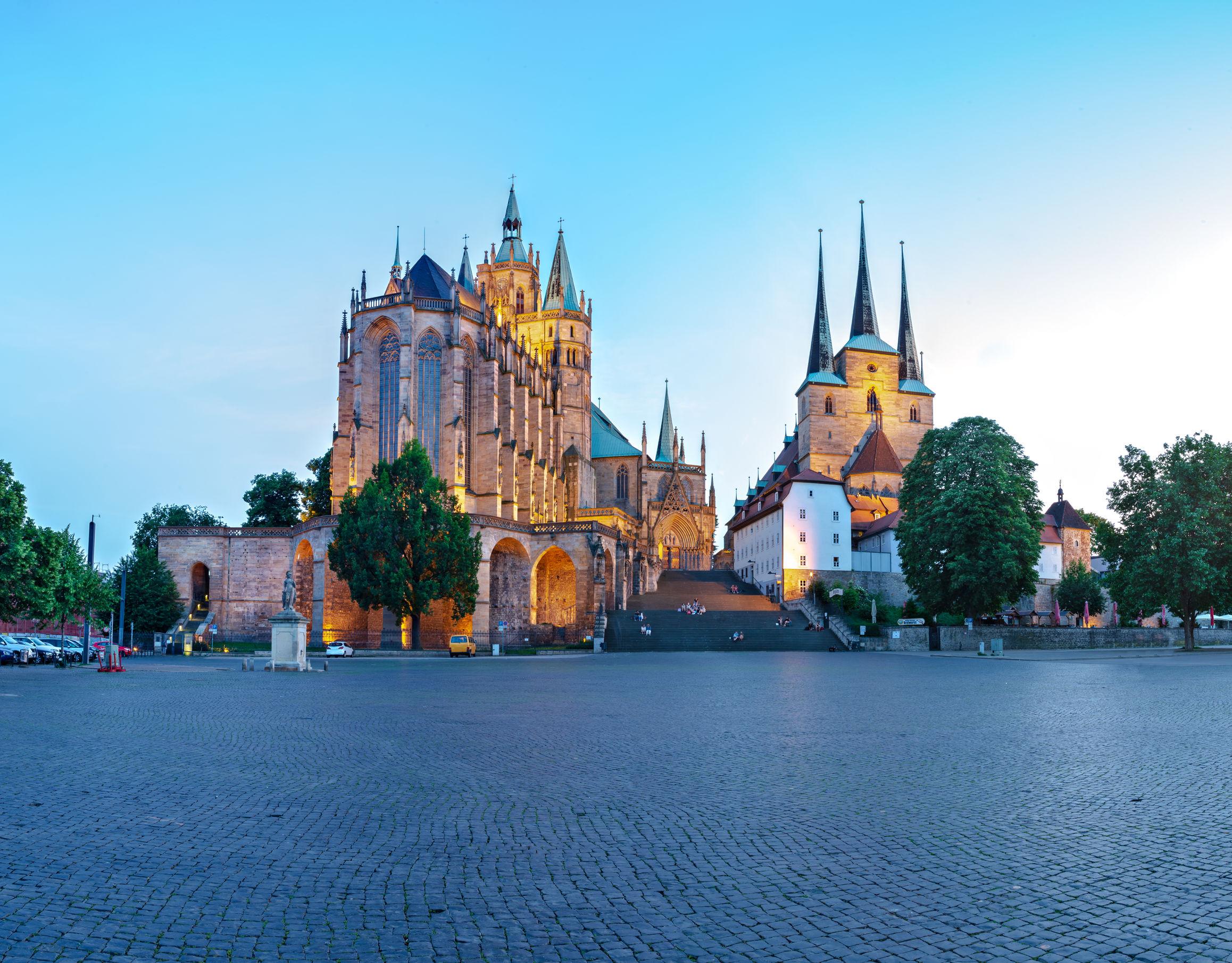 Städtereise Erfurt: Empfehlungen und Vergleich (05/21)