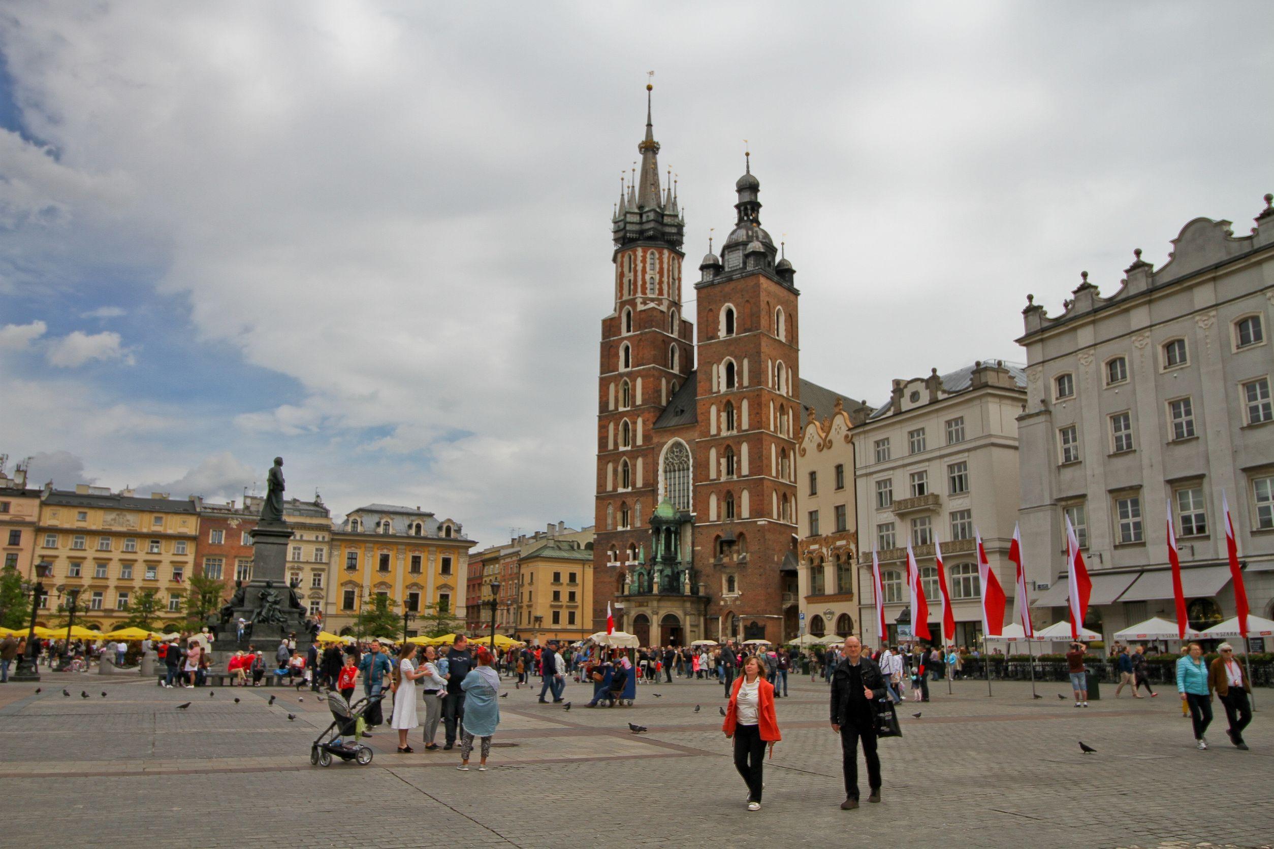 Städtereise Krakau: Empfehlungen und Vergleich (09/21)