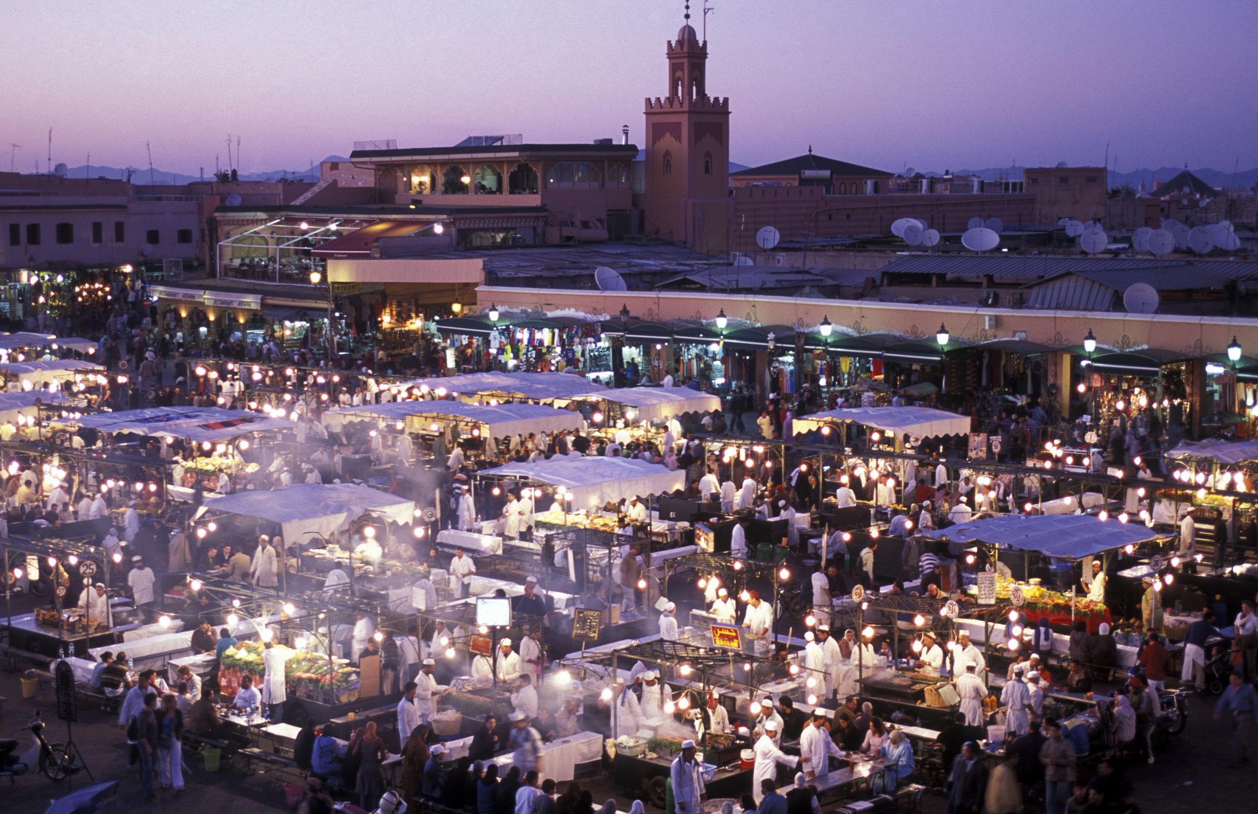 Städtereise Marrakesch: Empfehlungen und Vergleich (05/21)