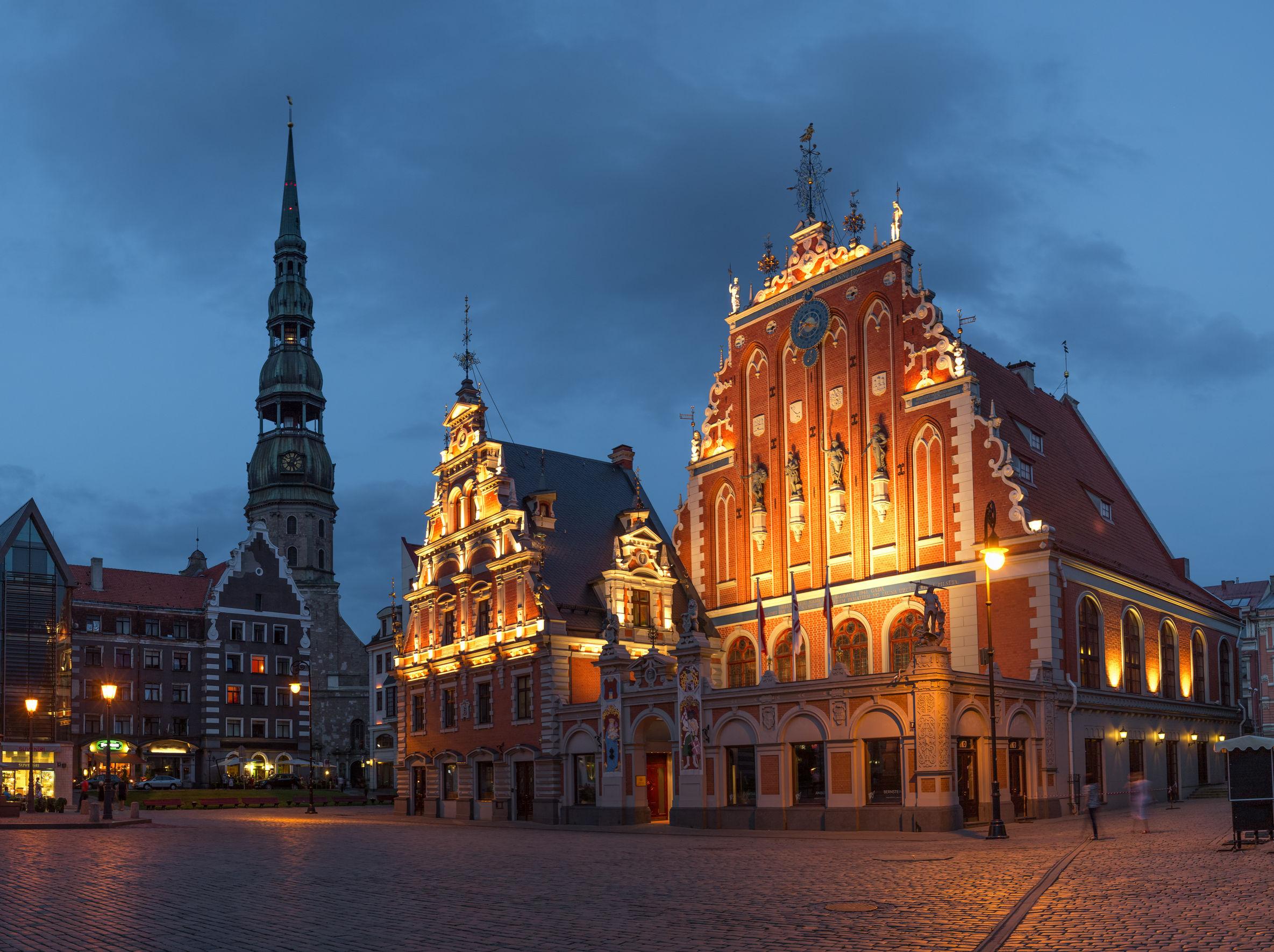 Städtereise Riga: Empfehlungen und Vergleich (09/21)