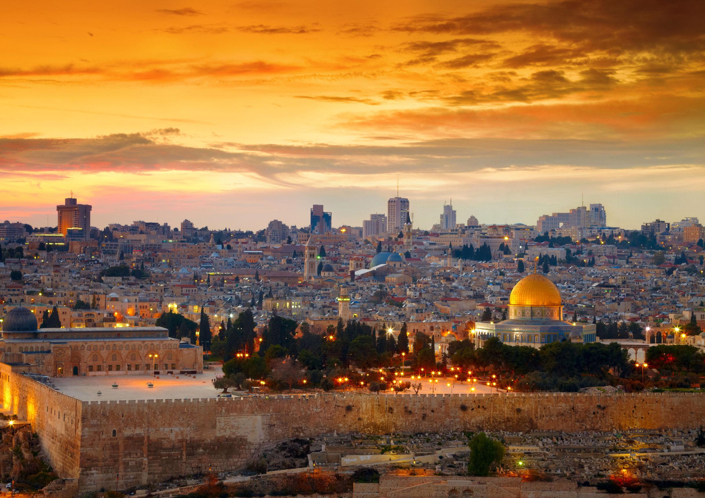 Städtereise Jerusalem: Empfehlungen und Vergleich (11/20)