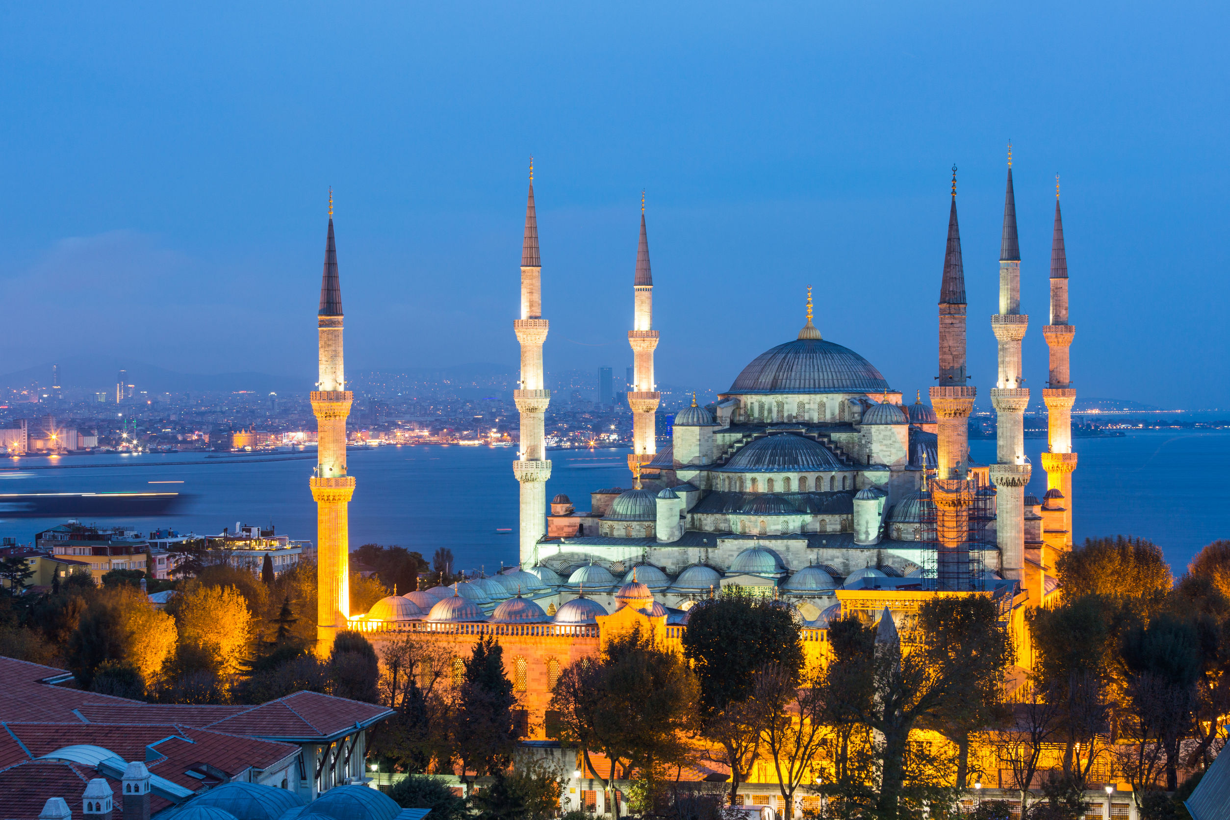 städtereise istanbul