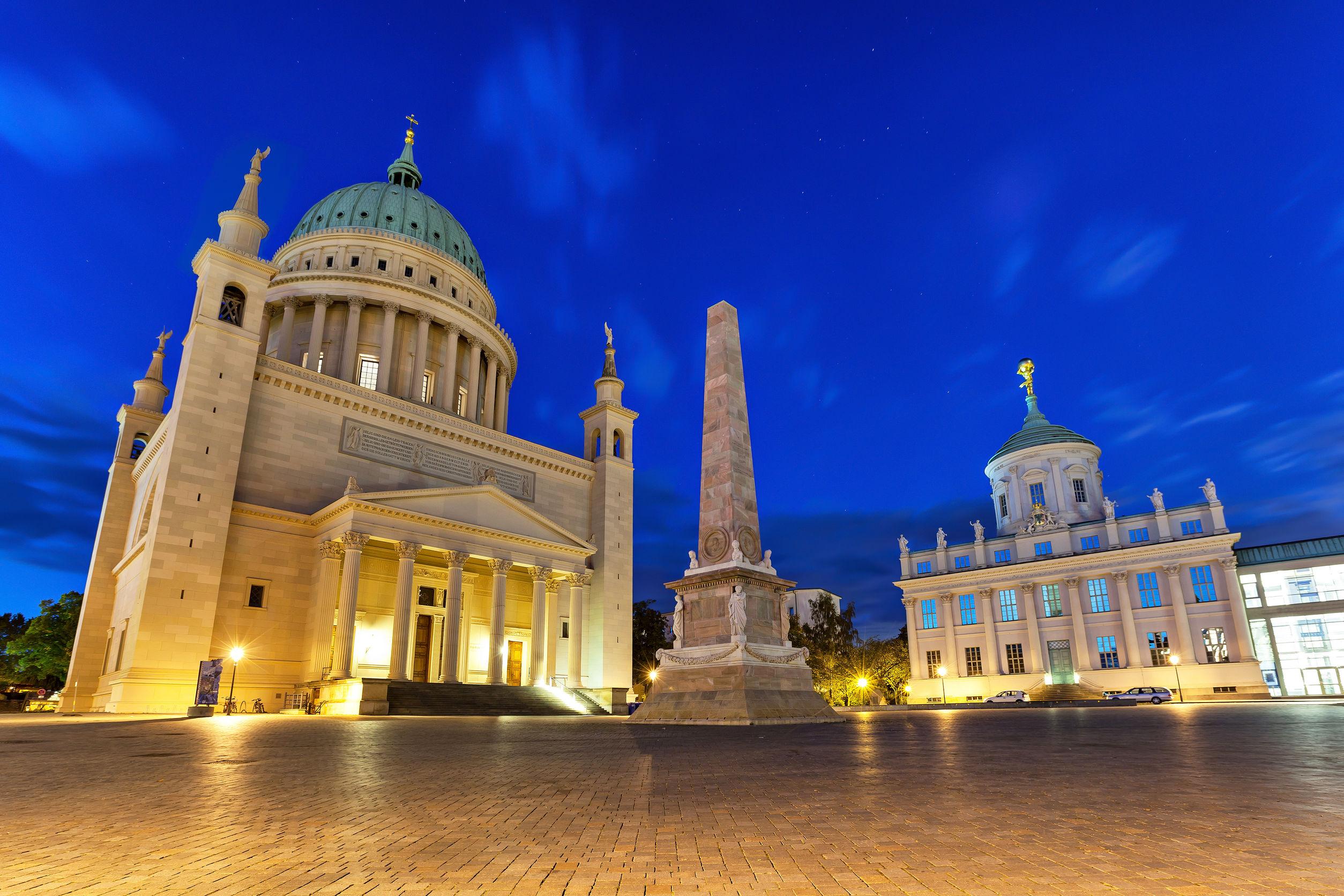 Städtereise Potsdam: Empfehlungen und Vergleich (05/21)
