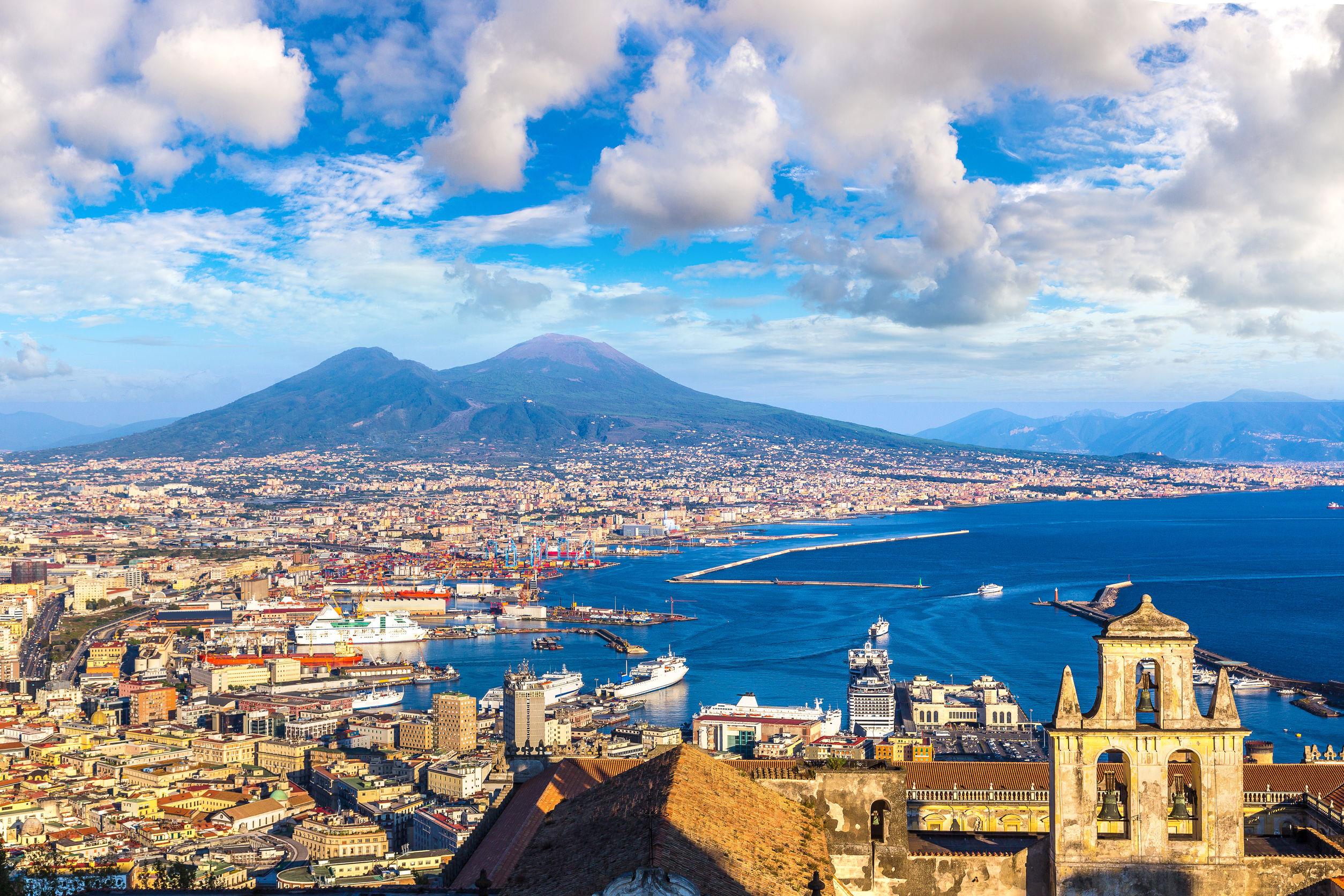 Städtereise Neapel: Empfehlungen und Vergleich (01/21)