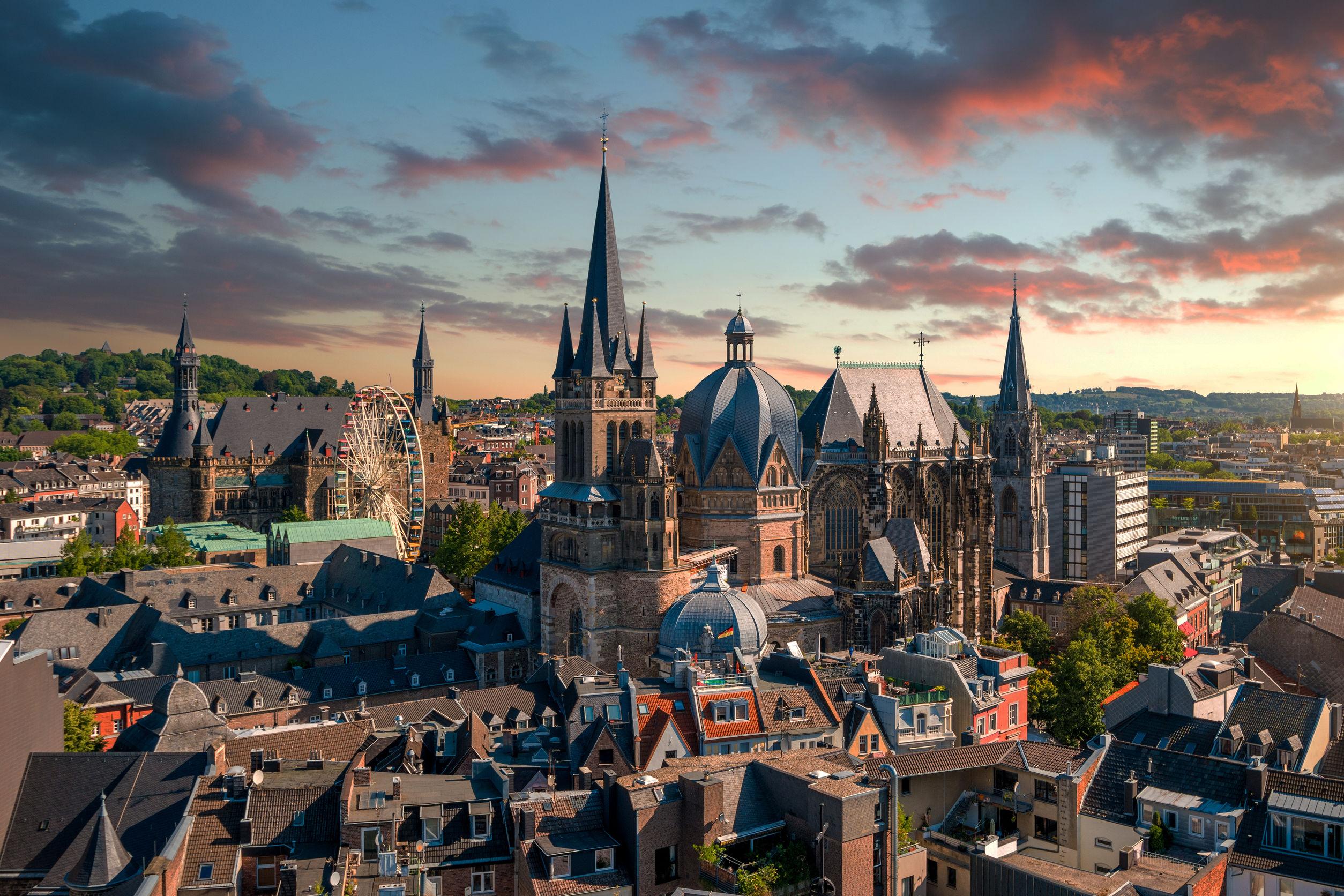 Städtereise Aachen: Empfehlungen und Vergleich (10/21)
