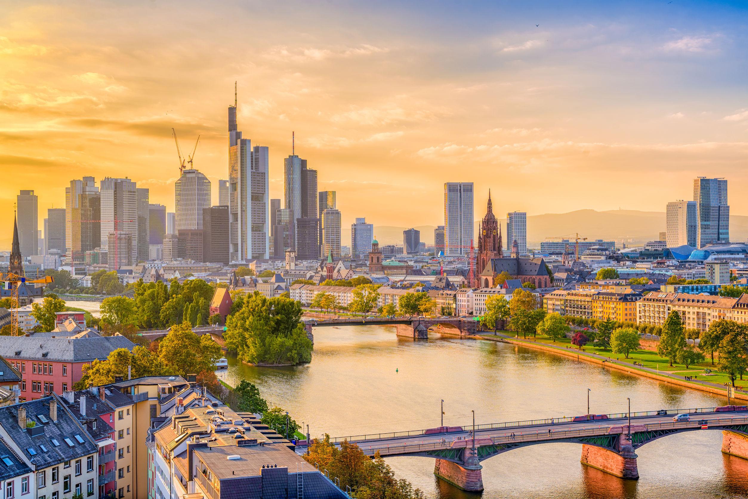 städtereise frankfurt