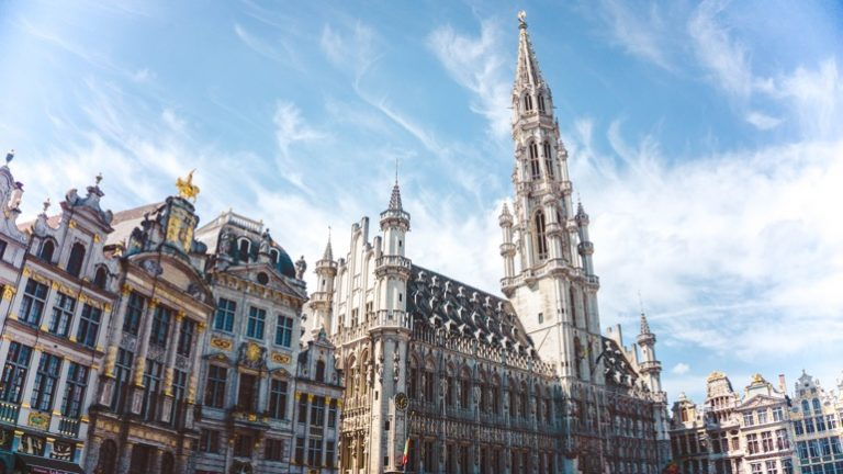 Städtereise nach Brüssel-2
