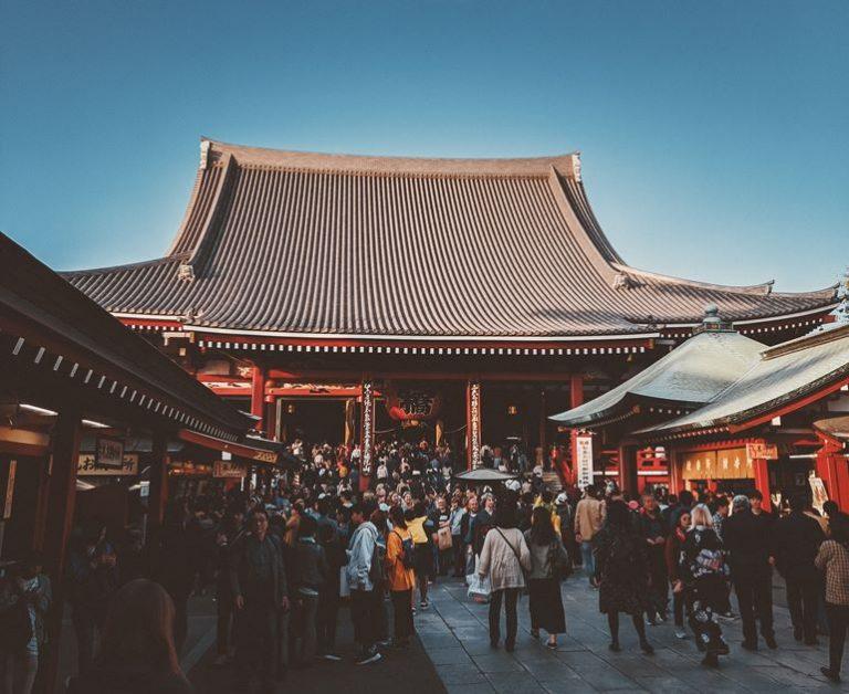 Tokio Städtereise-1