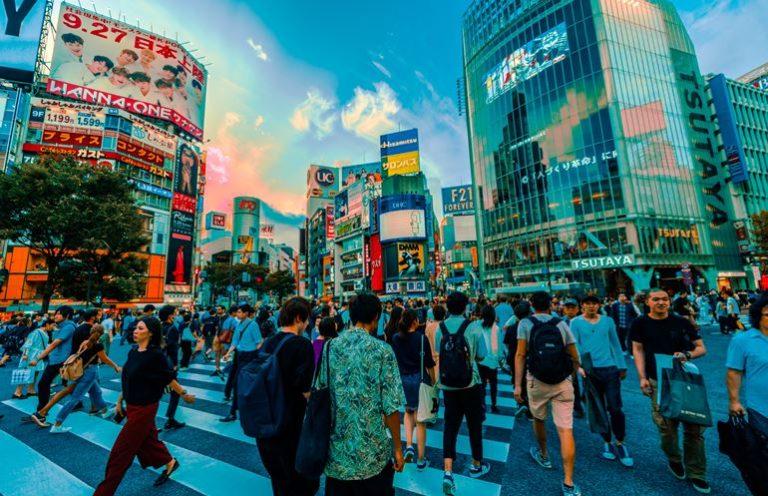 Tokio Städtereise-2