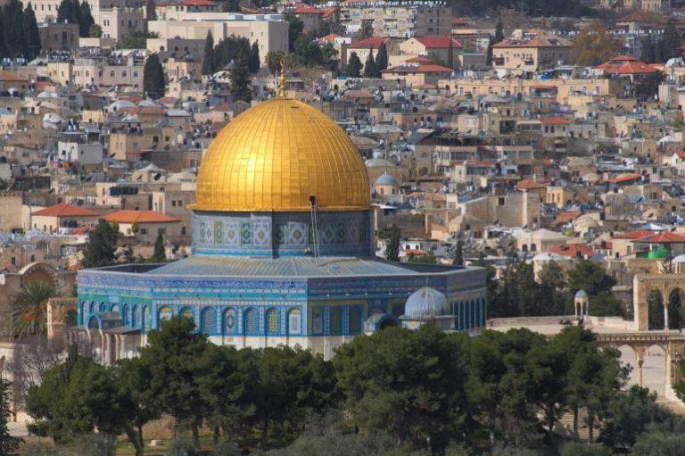städtereise jerusalem-2
